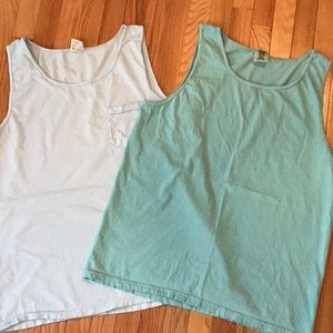 Bundle Comfort Colors Tank Tops